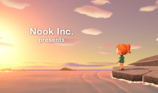 animal crossing new horizons official trailer