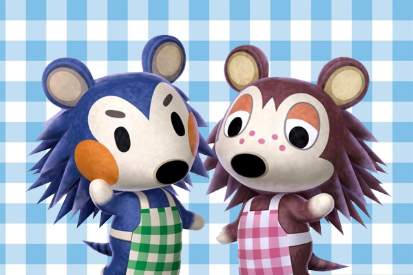 animal crossing mable and sable